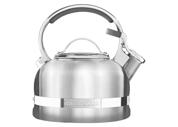 KitchenAid Stove Top Kettle, Silver, 1.9 Litre - 1