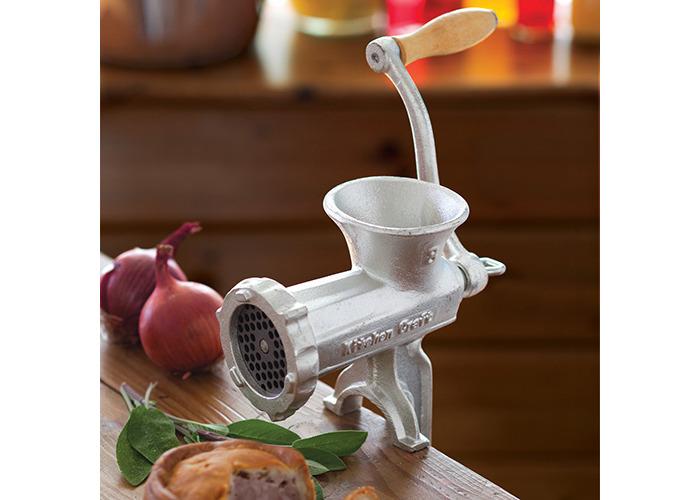 KitchenCraft Cast Iron Mincer No.8 - 2