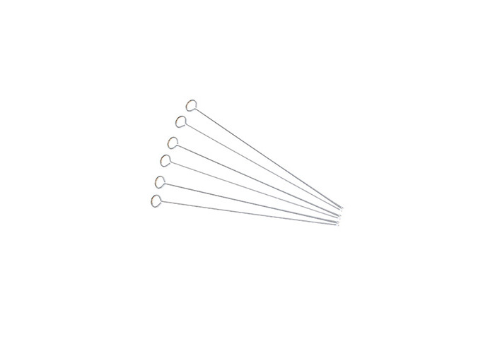 KitchenCraft Flat Sided Skewers 15cm Pack Of Six - 1