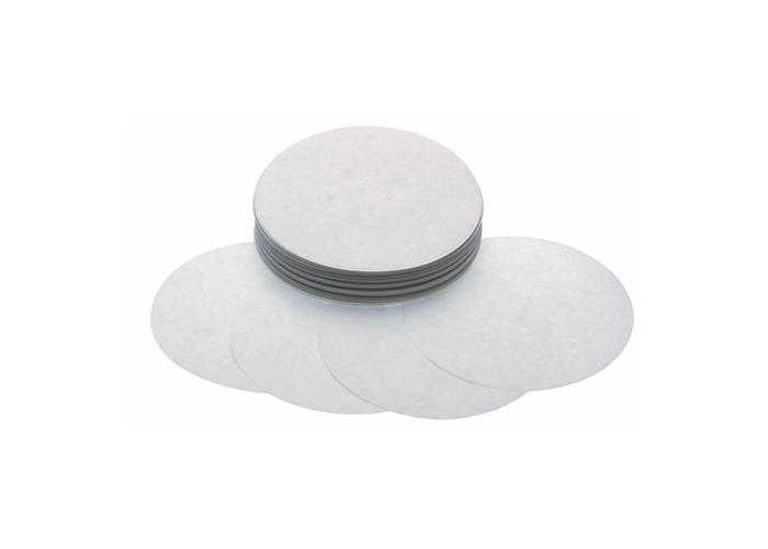 KitchenCraft Hamburger Maker Wax Discs, Pack of 250 - 1