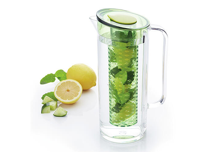 KitchenCraft Healthy Eating BPA-Free Fruit Infuser Water Jug, 1.5 L (2.5 pts) - 2