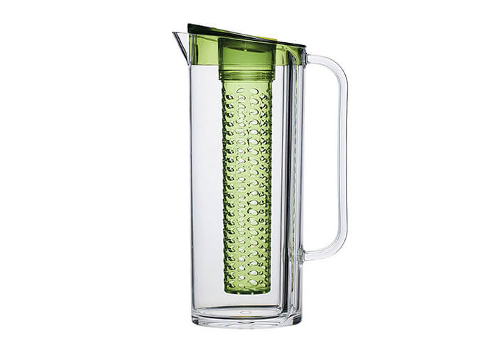 KitchenCraft Healthy Eating BPA-Free Fruit Infuser Water Jug, 1.5 L (2.5 pts) - 1