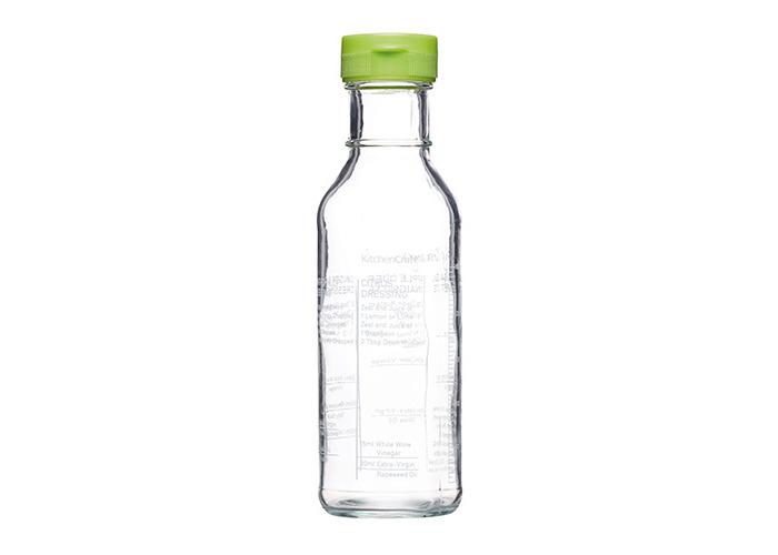 KitchenCraft Healthy Eating Salad Dressing Bottle - 1