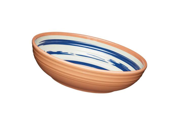 KitchenCraft Lulworth Melamine 21cm Serving Bowl - 2