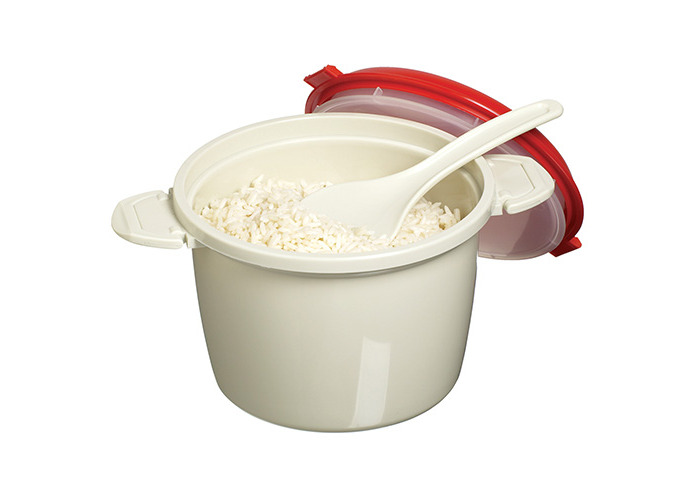 KitchenCraft Microwave 1.5 Litres Rice Cooker - 2