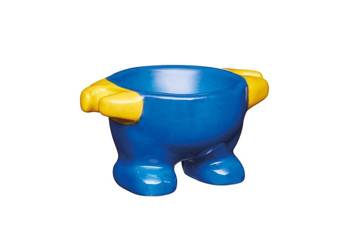 KitchenCraft Mr Gregg Egg Cup - 1