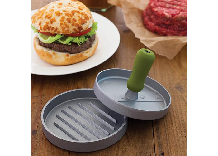 KitchenCraft Non-Stick Quarter Pounder Burger Press - 2