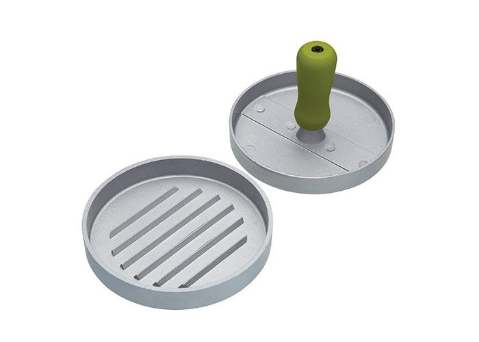 KitchenCraft Non-Stick Quarter Pounder Burger Press - 1