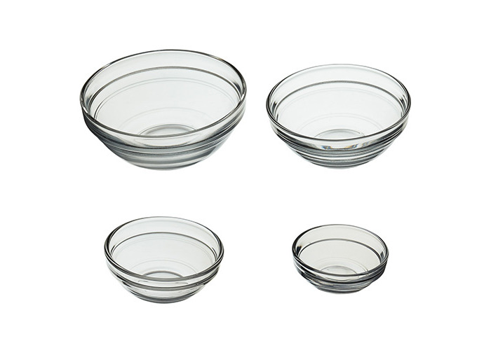 KitchenCraft Set Of 4 Condiments and Preparation Bowls - 1