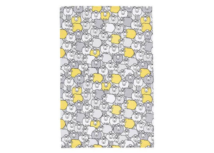 KitchenCraft Sheep Tea Towels 2 Piece Set - 1