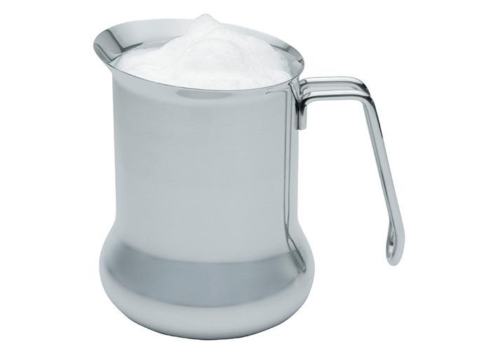 KitchenCraft Stainless Steel 650ml Milk Frothing Jug - 1