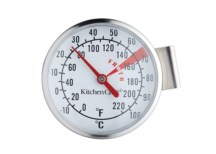 KitchenCraft Stainless Steel Milk Frothing Thermometer - 2