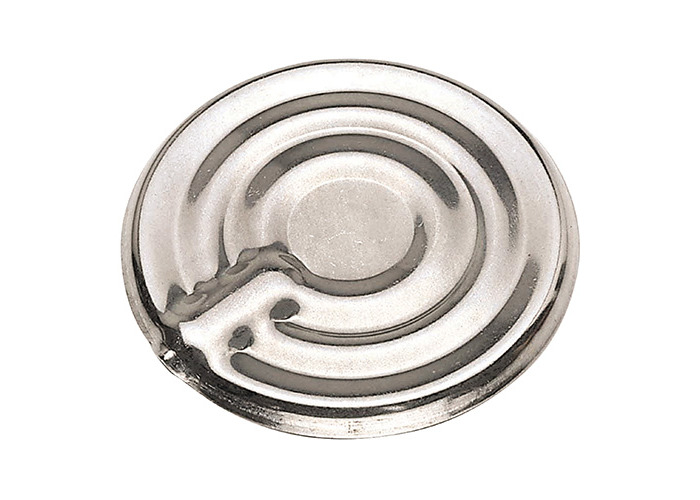 KitchenCraft Stainless Steel Non-Boil Over Disc - 1