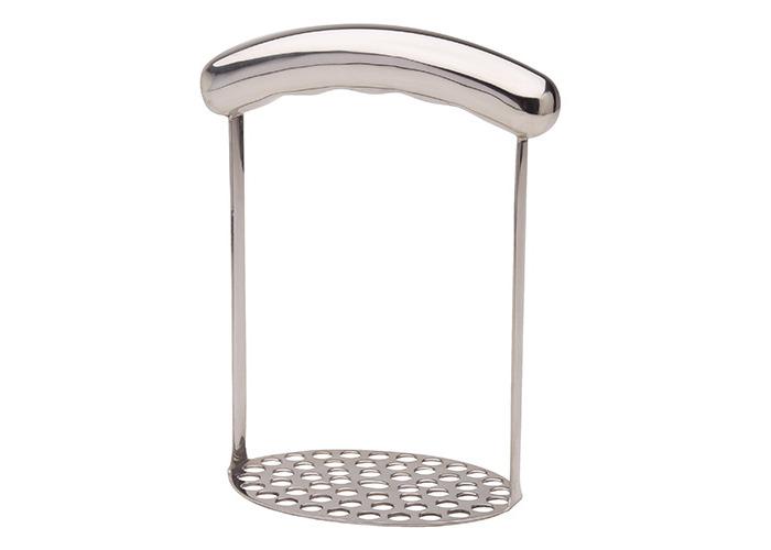 KitchenCraft Stainless Steel Potato Masher - 1