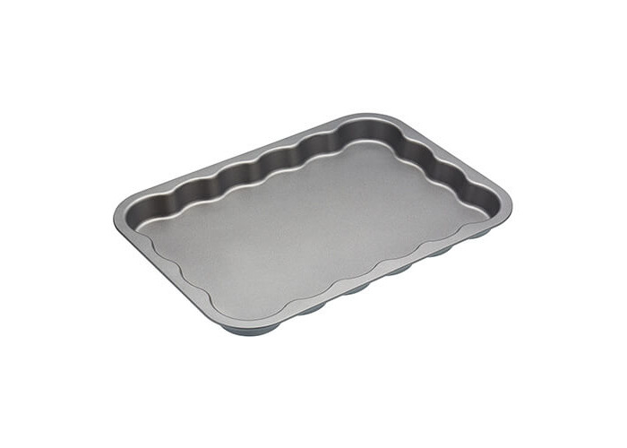 """KitchenCraft Sweetly Does It """"Surprise Ingredient"""" Large Fillable Traybake Tin / Piñata Cake Pan, 40 x 29 cm (15.5"""" x 11.5"""") - Rectangular - 2"""