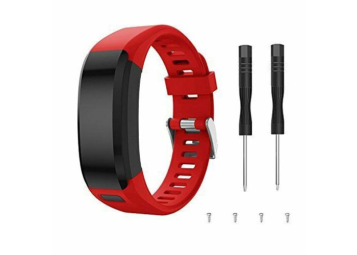 kitway Compatible Garmin Vivosmart HR Strap Band- Accessories Adjustable Soft Si - 2