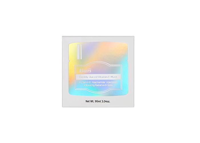 [KLAIRS] Freshly Juiced Vitamin E Mask 90ml, Brightening Moisturizer, Brightening Effect With Viatmin C, Niacinamide, Adenosine - 2