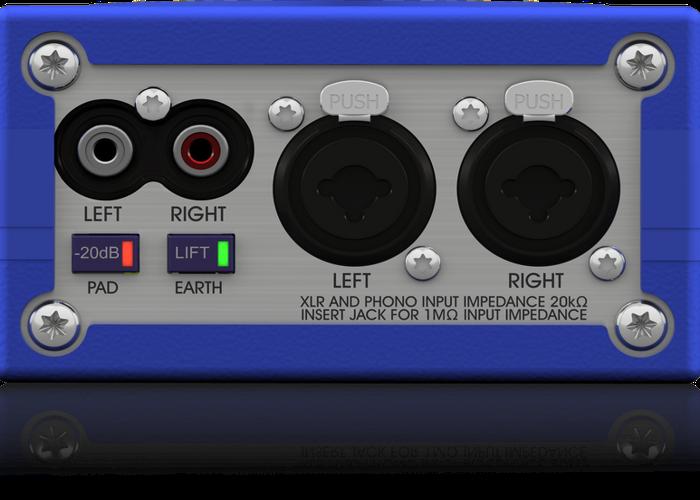 Klark Teknik DN200 Active DI Box - 2