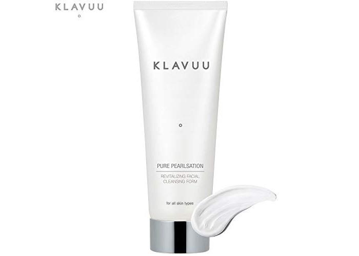 Klavuu Pure Pearlsation Cleansing Foam - 1