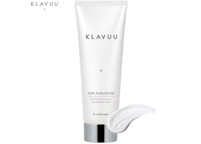 Klavuu Pure Pearlsation Cleansing Foam - 2