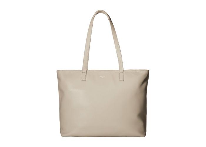 "Knomo Maddox 15""Women's Jacket Beige–laptops (Panniers Luggage Suitcase, 38.1cm (15), Shoulder Strap, 800g, Beige) - 2"