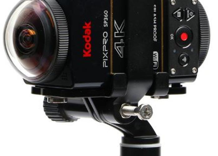 KODAK 360 Camera - Virtual Reality Capability - 1