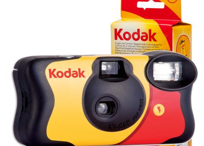 Kodak disposable / instant / single use camera  - 1