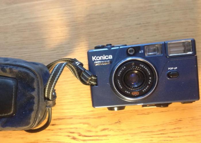 Konica C35 EF3 Camera - 1