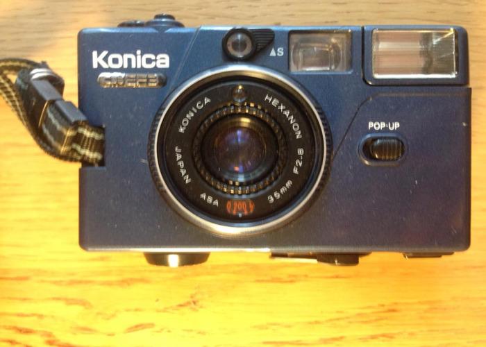Konica C35 EF3 Camera - 2