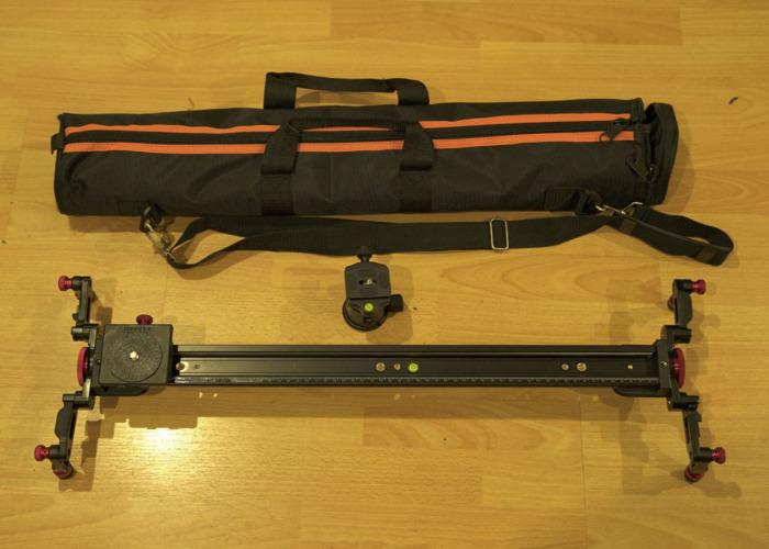 Camera Slider Konova K2 - 1