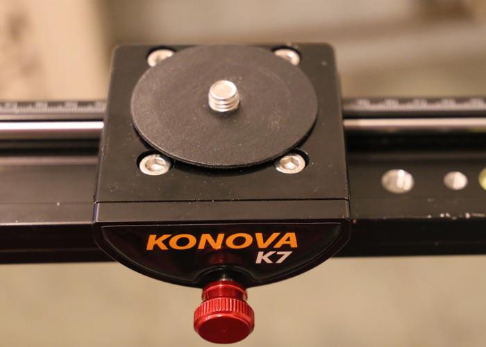 Konova K7 Camera Slider - 1