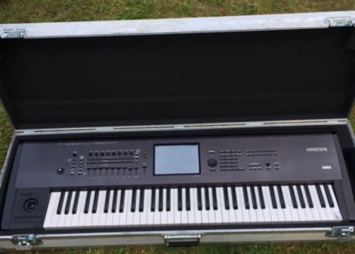 Rent Korg Kronos 73 Key Workstation in Pontypridd