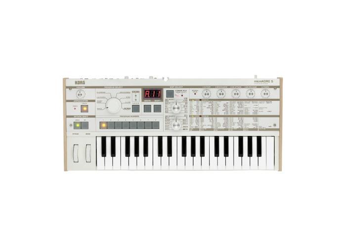 Korg microKORG S Synthesizer / Vocoder - 1