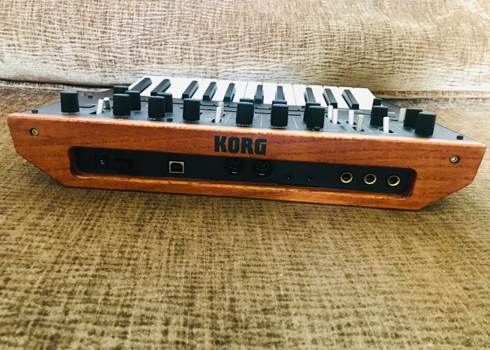 Korg Monologue Analogue Synthesiser  - 2