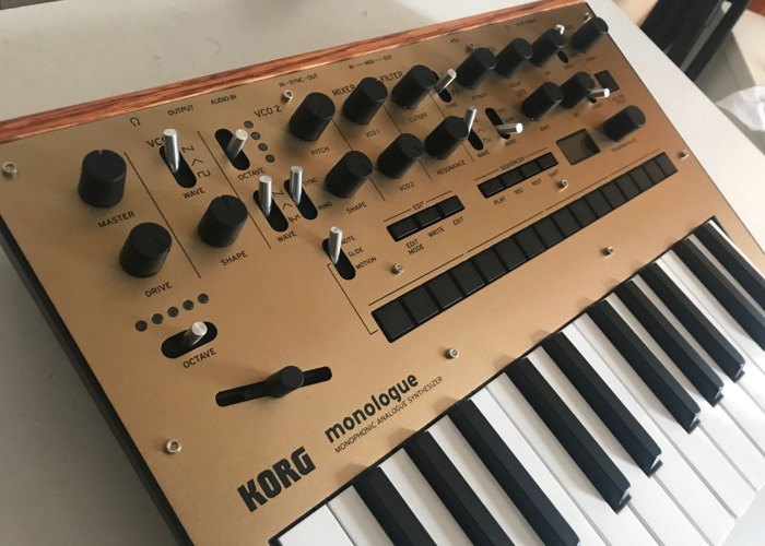 Korg Monologue Analogue Synthesizer - 2