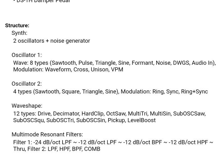 Korg R3 Synthesizer Vocoder - 2
