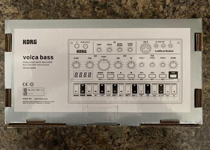Korg Volca Bass - 2