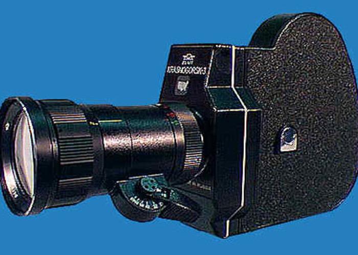 Krasnogorsk-3 K3 16mm Film Camera - 1