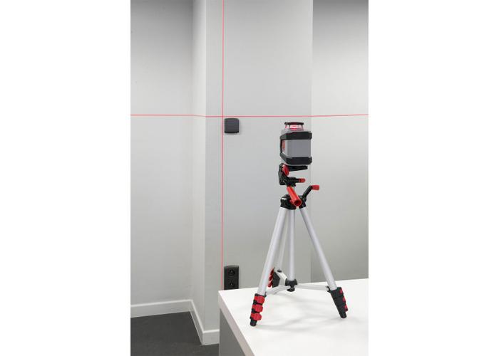 Kreator 360 degrees Cross Laser with Tripod KRT706230T1 - 2
