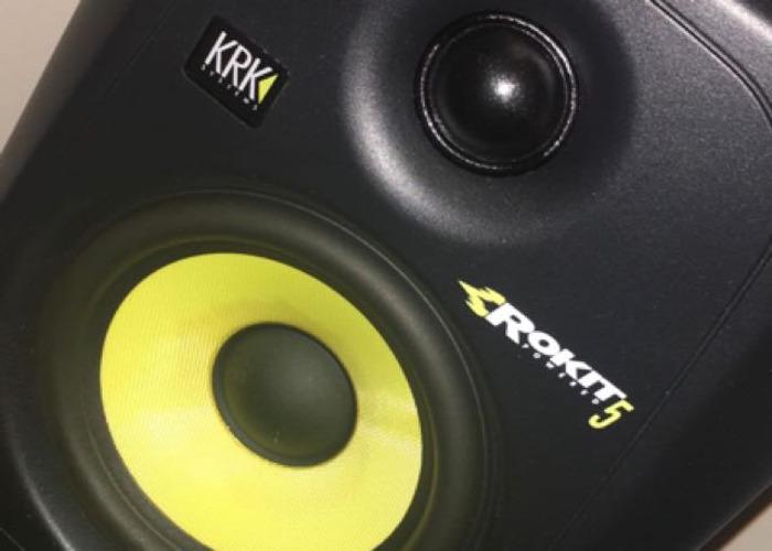 KRK ROCKIT 5 (PAIR)  - 2