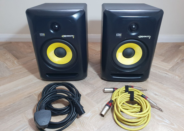 KRK Rokit RP6 G3 Speakers - 1