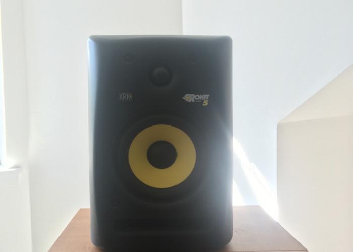 KRK Rokkit 5 Speakers(pair) - 1