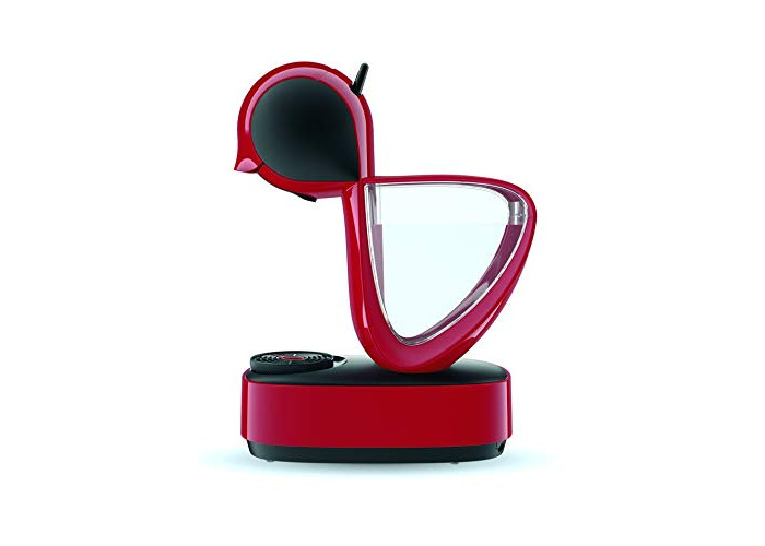 Krups Nescafe Dolce Gusto Infinissima Coffee Pod Machine - Red - 1