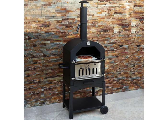 KuKoo Outdoor Pizza Oven & Pizza Peel - 2