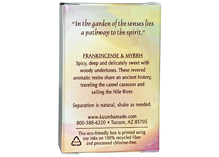 Kuumba Made, Fragrance Oil, Frankincense & Myrrh, 0.5 oz (14.7 ml) - 2