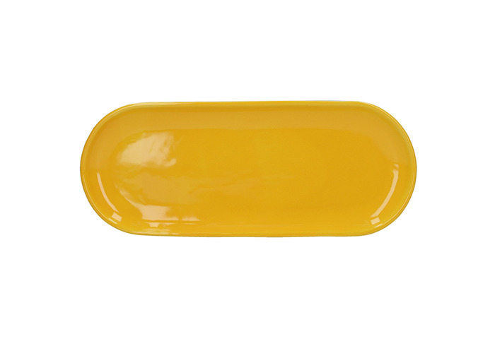 La Cafetiere Barcelona Serving Tray Mustard - 2