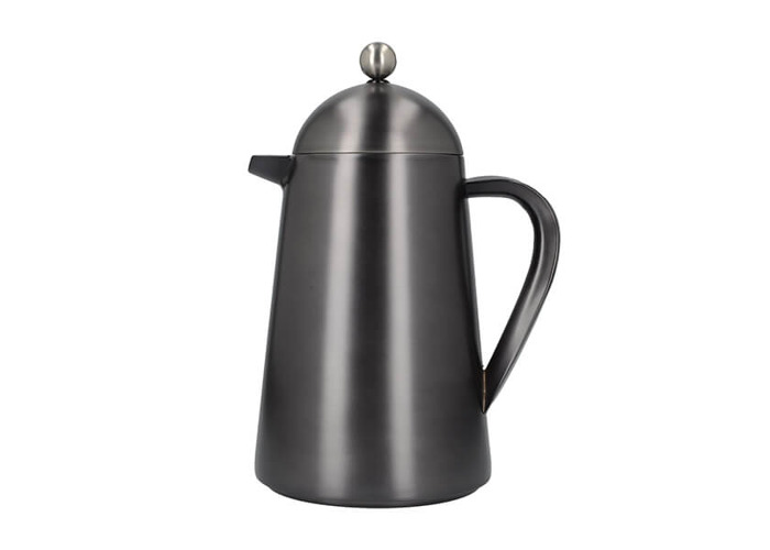 La Cafetiere Edited Double Walled 8 Cup Thermique Gun Metal Grey - 1