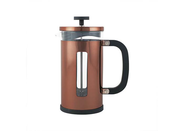 La Cafetiere Pisa 3 Cup Cafetiere Copper - 1