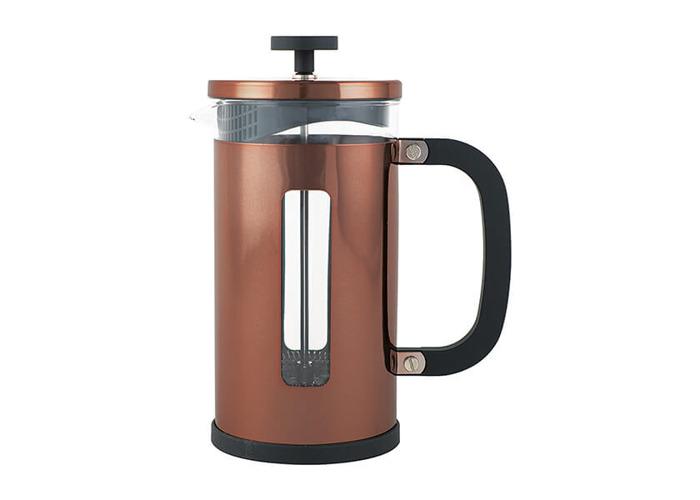 La Cafetiere Pisa 8 Cup Cafetiere Copper - 1