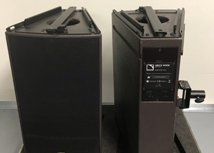 L-Acoustics Arcs Wide Loudspeaker - 1